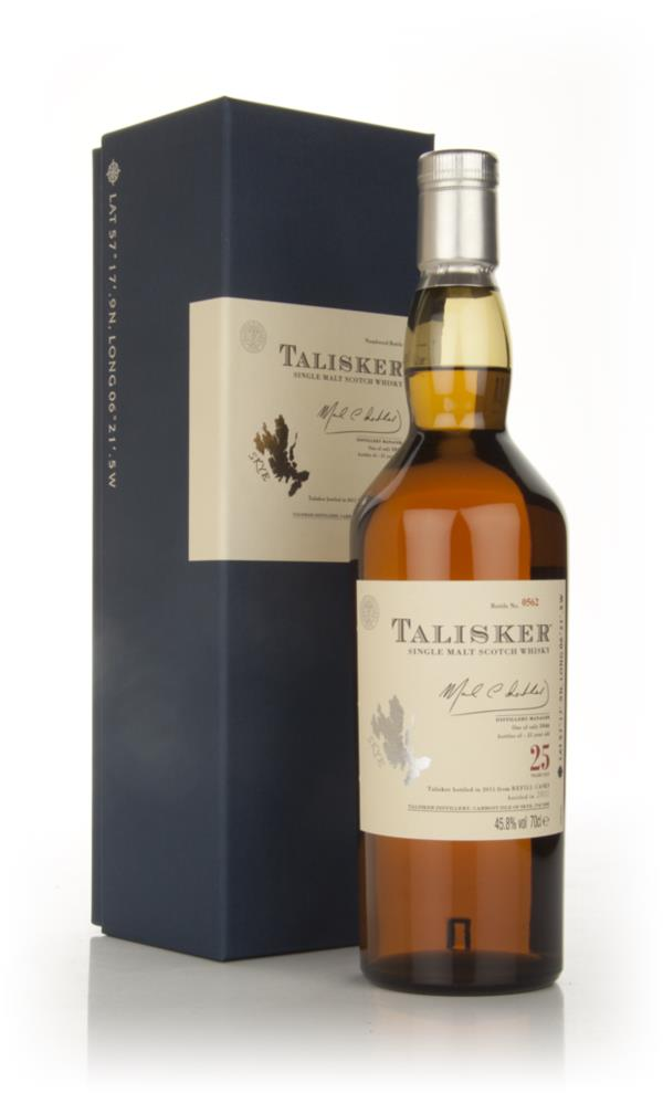 Talisker 25 Year Old 2011 Single Malt Whisky