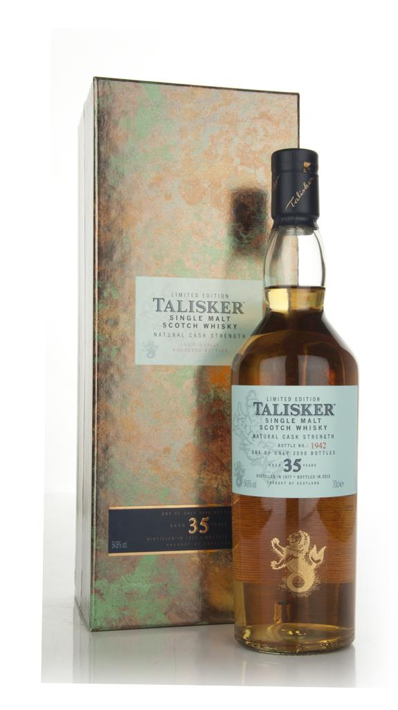 Talisker 35 Year Old - 2012 Release Single Malt Whisky