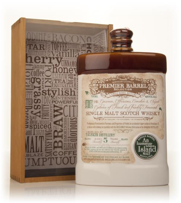 Talisker 5 Year Old - Premier Barrel (Douglas Laing) Single Malt Whisky