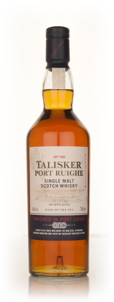 Talisker Port Ruighe Single Malt Whisky