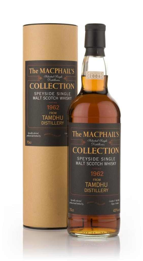 Tamdhu 1962 - The MacPhails Collection (Gordon and MacPhail) Single Malt Whisky