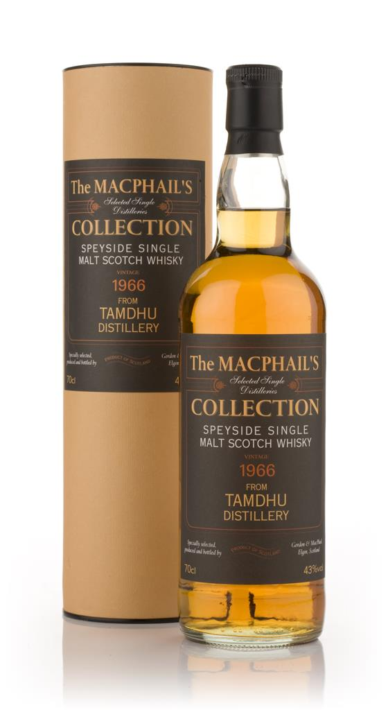 Tamdhu 1966 - The MacPhails Collection (Gordon and MacPhail) Single Malt Whisky