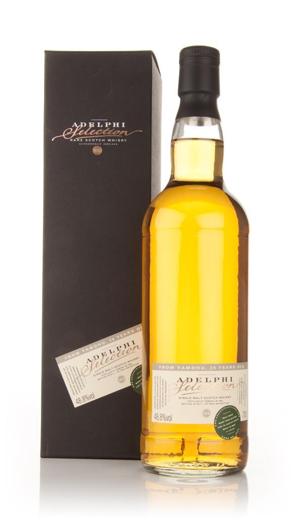 Tamdhu 26 Year Old 1984 (Adelphi) Single Malt Whisky