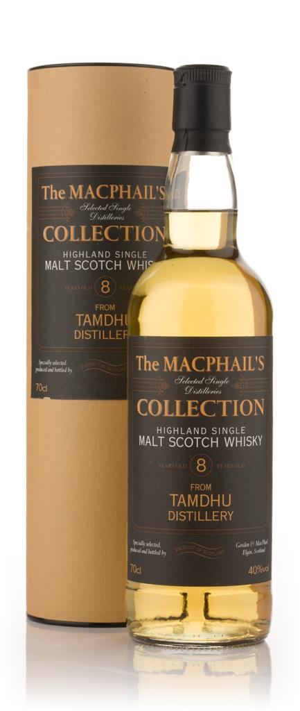 Tamdhu 8 Year Old - The MacPhails Collection (Gordon and MacPhail) Single Malt Whisky