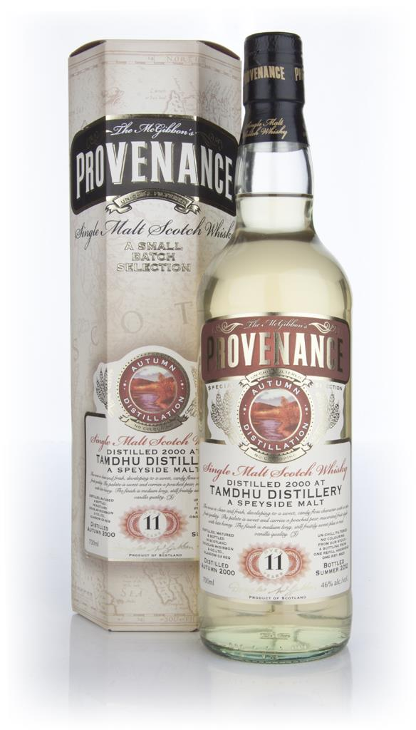 Tamdhu 11 Year Old 2000 - Provenance (Douglas Laing) Single Malt Whisky