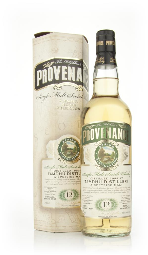 Tamdhu 12 Year Old 1999 - Provenance (Douglas Laing) Single Malt Whisky