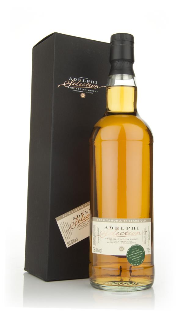 Tamdhu 17 Year Old 1995 (Adelphi) Single Malt Whisky