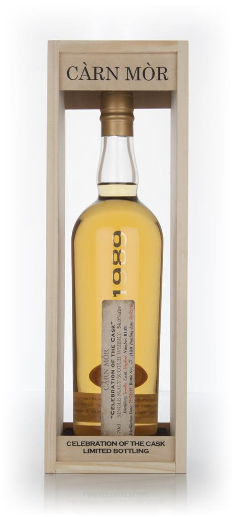 Tamdhu 23 Year Old 1989 (cask 8149) - Celebration of the Cask (Carn Mo Single Malt Whisky