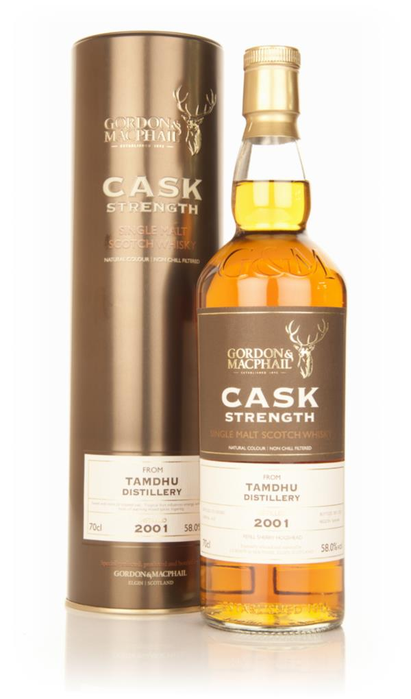 Tamdhu 2001 - Cask Strength Collection (Gordon & Macphail) Single Malt Whisky