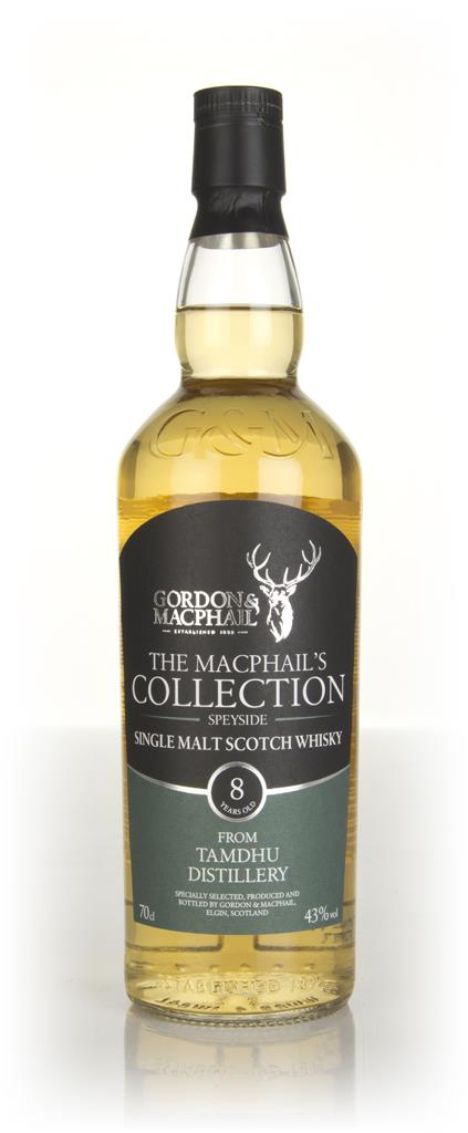 Tamdhu 8 Year Old - The MacPhails Collection (Gordon & MacPhail) Single Malt Whisky