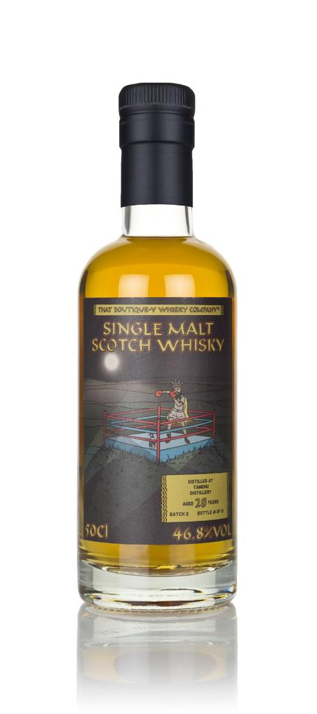 Tamdhu 28 Year Old (That Boutique-y Whisky Company) 3cl Sample Single Malt Whisky
