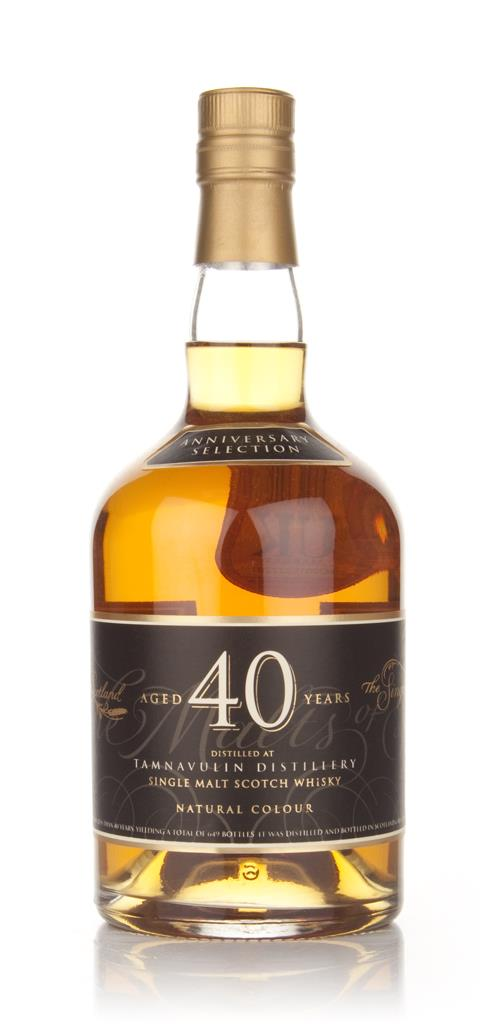 Tamnavulin 40 Year Old - Anniversary Selection (Speciality Drinks) Single Malt Whisky