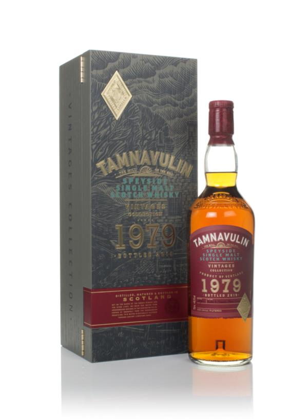 Tamnavulin 39 Year Old 1979 - Vintages Collection Single Malt Whisky