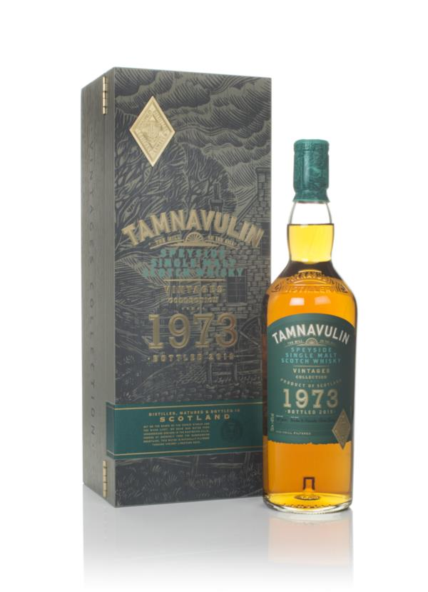 Tamnavulin 45 Year Old 1973 - Vintages Collection Single Malt Whisky