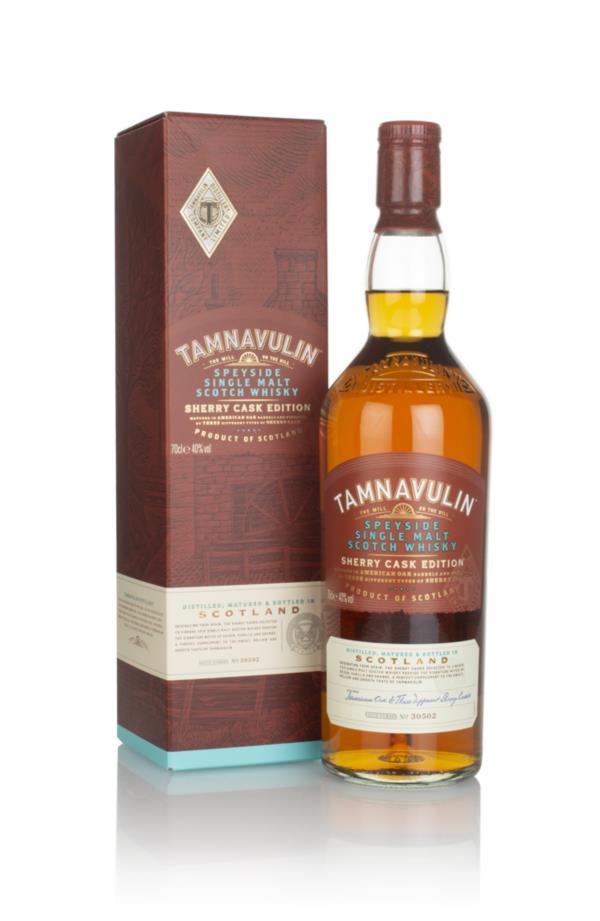 Tamnavulin Sherry Cask Edition Single Malt Whisky