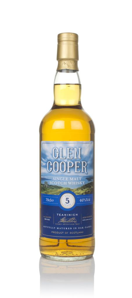 Teaninich 5 Year Old - Glen Cooper Single Malt Whisky
