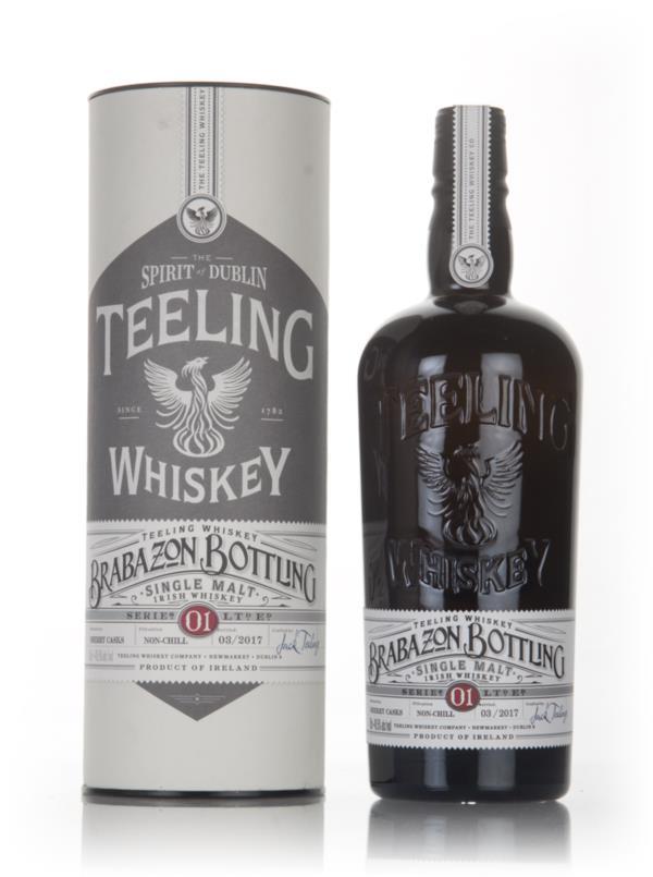 Teeling Brabazon Bottling Series 1 3cl Sample Single Malt Whiskey
