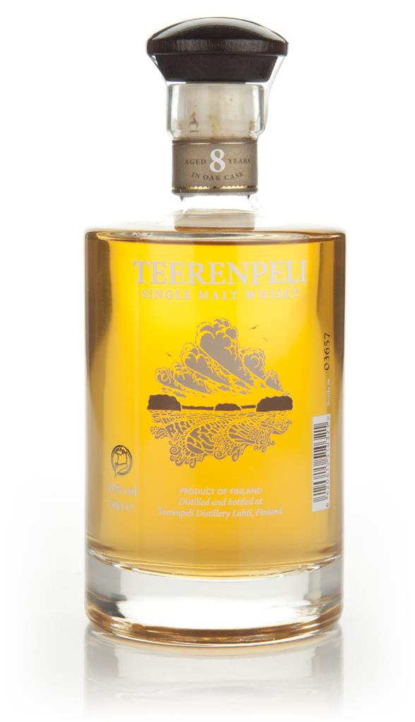 Teerenpeli Single Malt 8 Year Old Single Malt Whisky