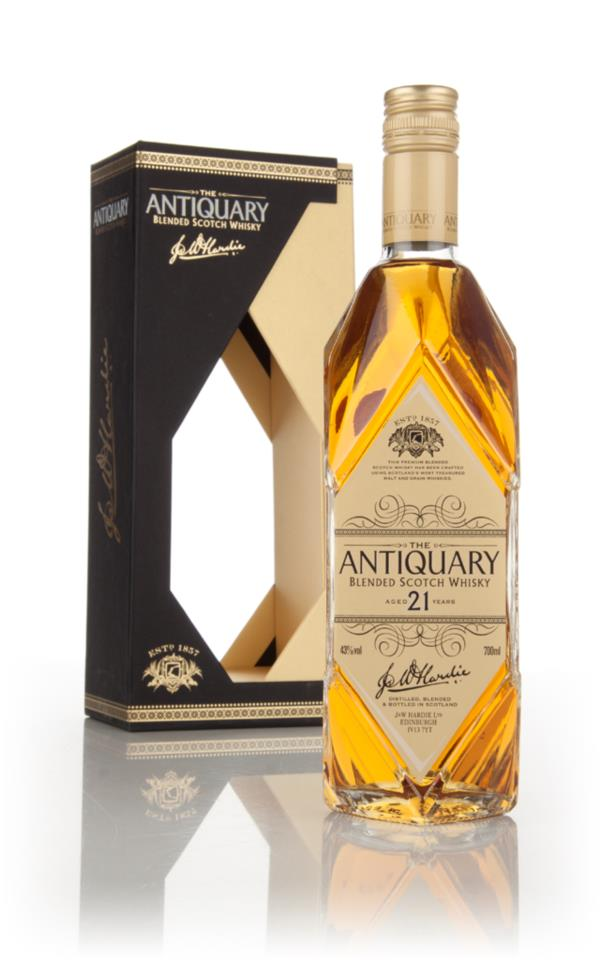 The Antiquary 21 Year Old Blended Whisky