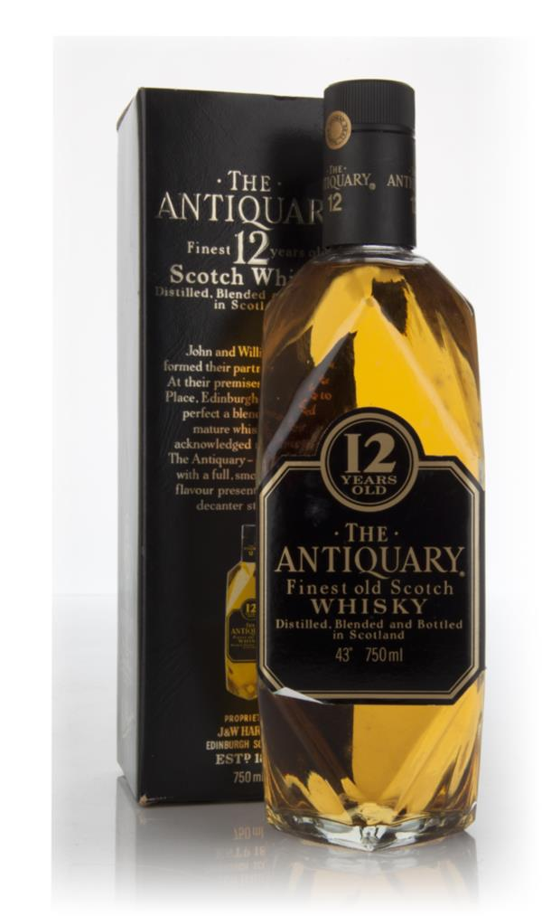 The Antiquary 12 Year Old (Old Bottling) Blended Whisky