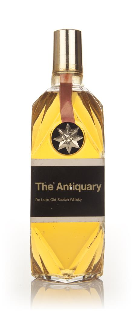The Antiquary De Luxe Old Scotch Whisky - 1970s Single Malt Whisky