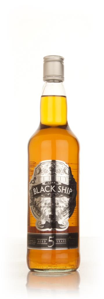 The Black Ship 5 Year Old Blended Whisky