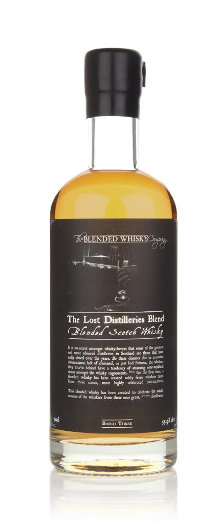 The Lost Distilleries Blend - Batch 3 Blended Whisky
