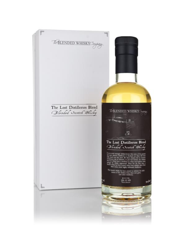 The Lost Distilleries Blend - Batch 4 Blended Whisky
