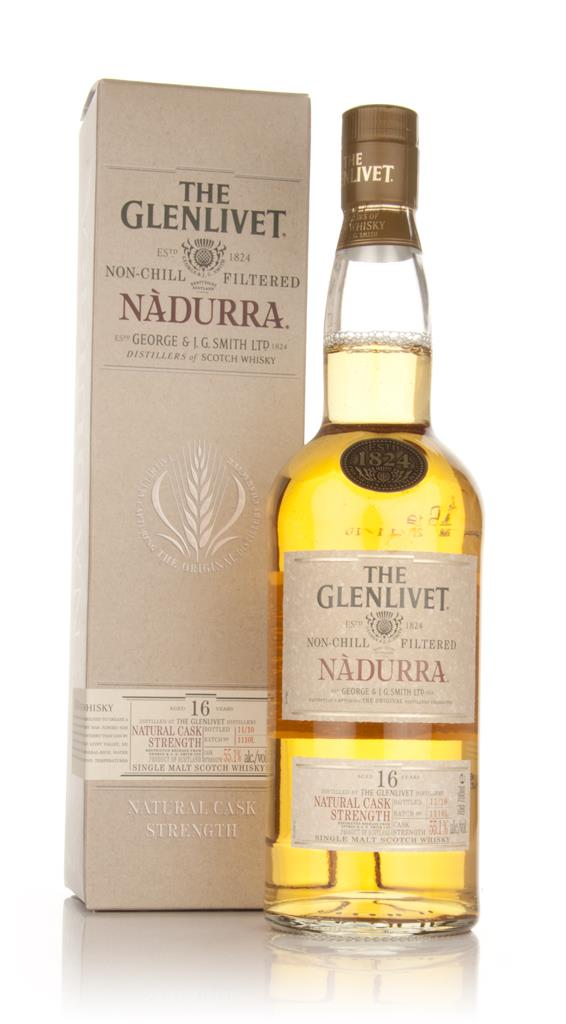 The Glenlivet 16 Year Old Nadurra Batch 1110L Single Malt Whisky