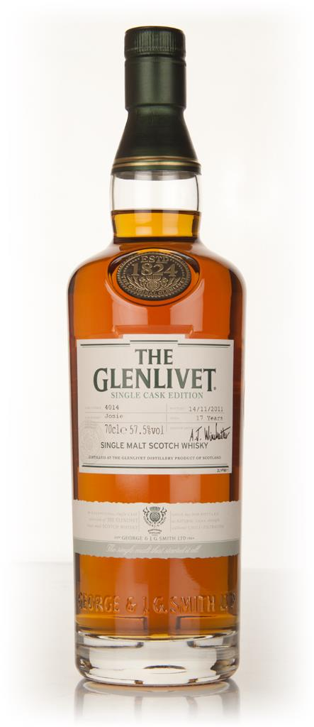 The Glenlivet 17 Year Old Josie - Single Cask Edition Single Malt Whisky