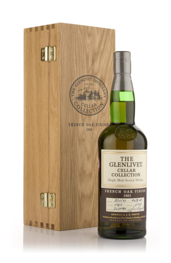 The Glenlivet 1983 - Cellar Collection Single Malt Whisky
