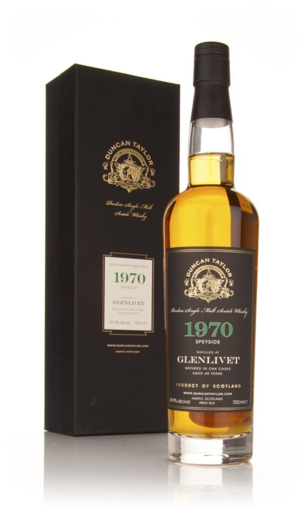 Glenlivet 40 Year Old 1970 - Peerless (Duncan Taylor) Single Malt Whisky