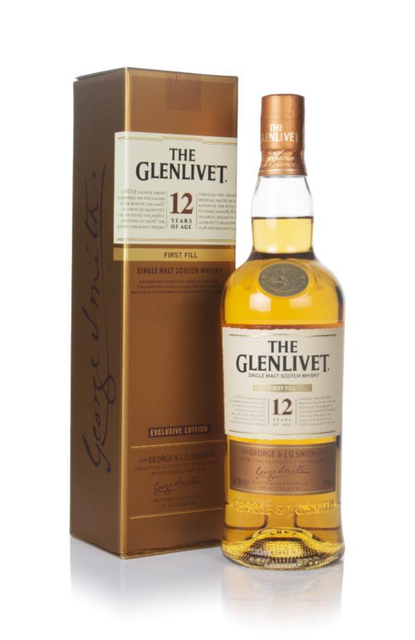 The Glenlivet 12 Year Old First Fill Single Malt Whisky