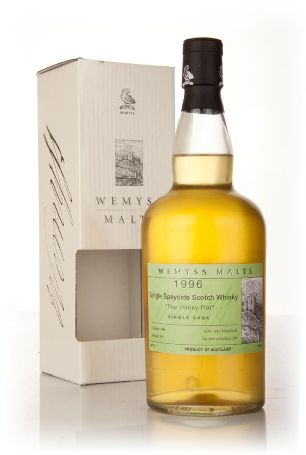 The Honey Pot 1996 - Wemyss Malt (Glen Moray) Single Malt Whisky