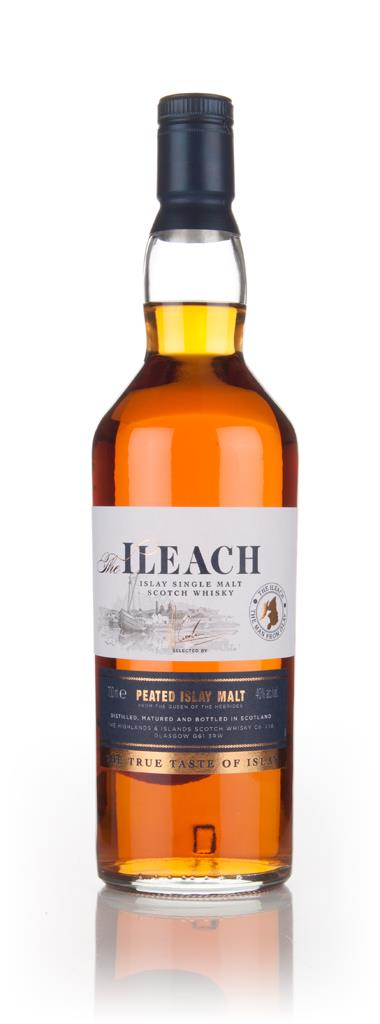 The Ileach Peaty Single Malt Whisky