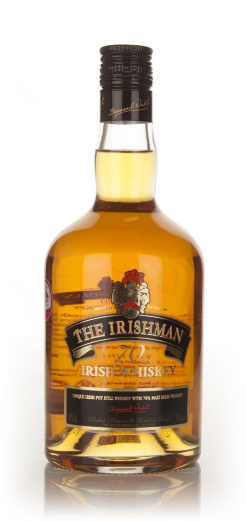 The Irishman 70 Blended Whiskey