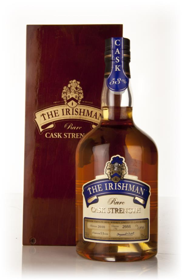 The Irishman Rare Cask Strength 2010 Edition Blended Whiskey