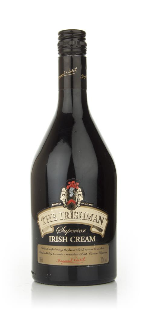 The Irishman - Irish Cream Single Malt Whiskey