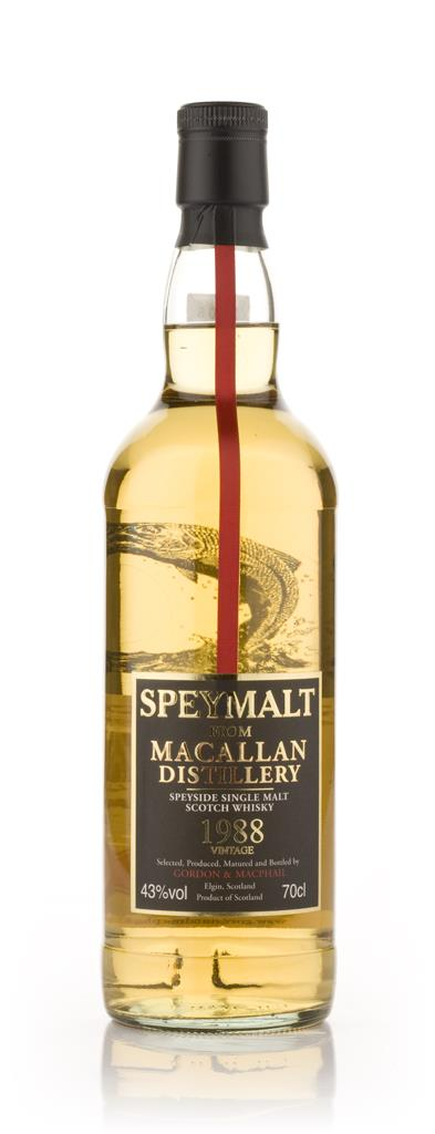 Macallan 1988 - Speymalt (Gordon and MacPhail) Single Malt Whisky