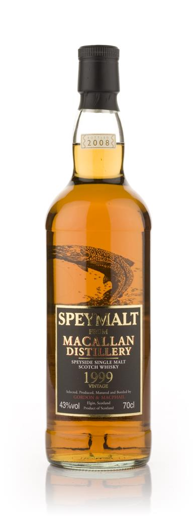 Macallan 1999 - Speymalt (Gordon and MacPhail) Single Malt Whisky