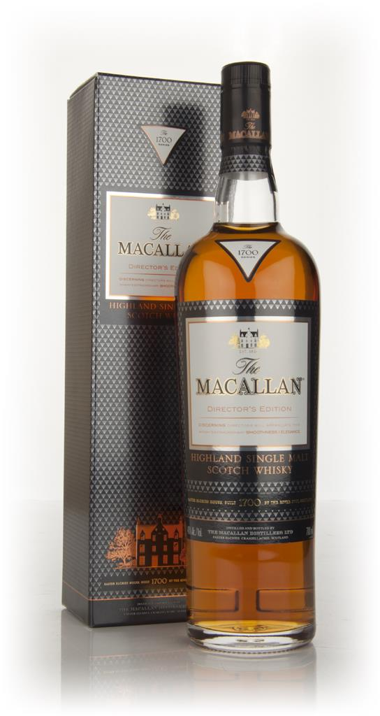The Macallan Directors Edition The 1700 Series Single Malt Whisky