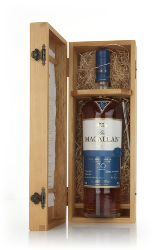 The Macallan 30 Year Old Fine Oak Single Malt Whisky
