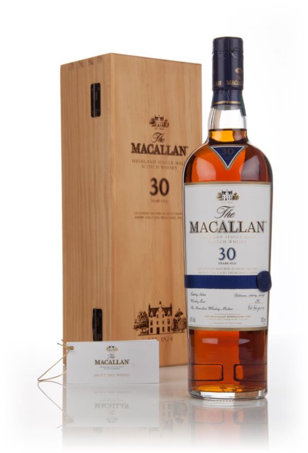 The Macallan 30 Year Old Sherry Oak Single Malt Whisky