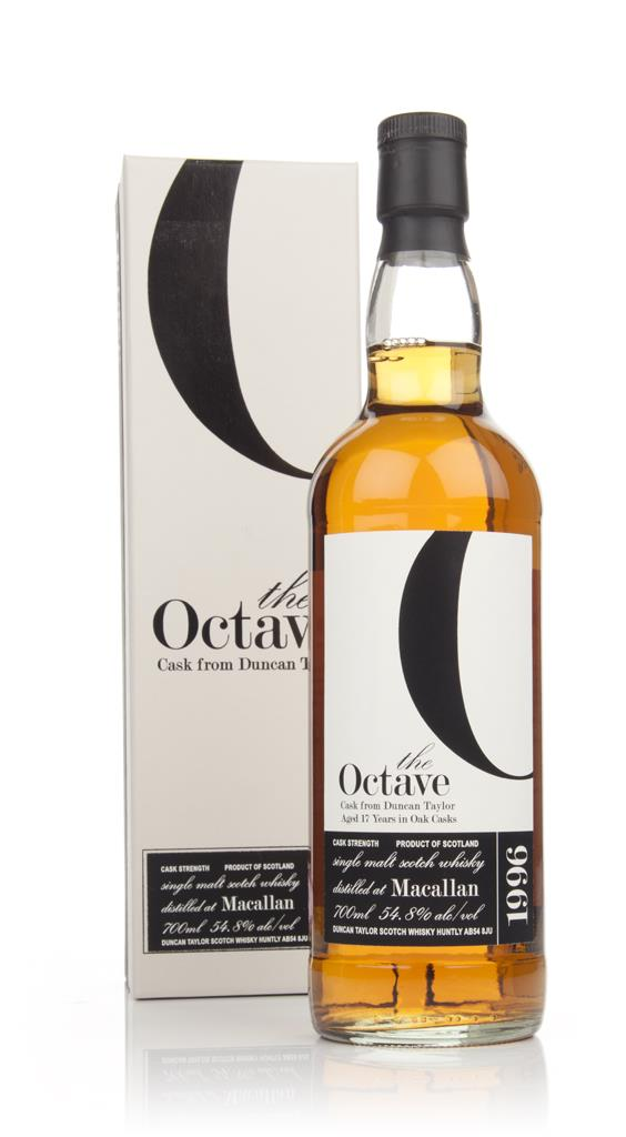 Macallan 17 Year Old 1996 (cask 725343) - The Octave (Duncan Taylor) Single Malt Whisky