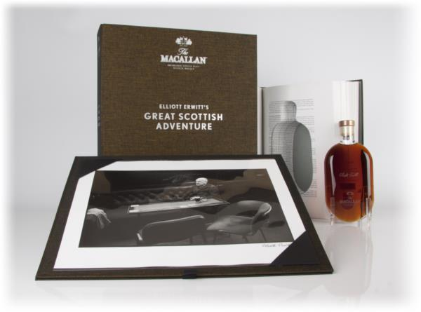 Macallan Great Scottish Adventure (Print 17) - Elliott Erwitt (Masters Single Malt Whisky