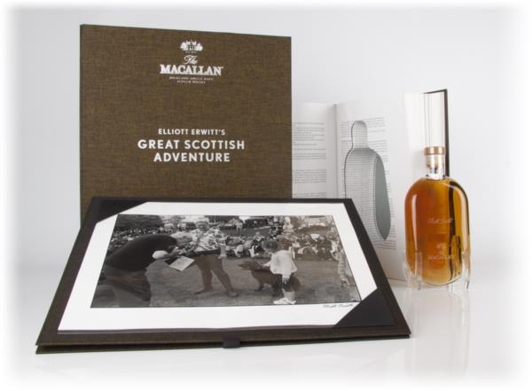 Macallan Great Scottish Adventure (Print 22) - Elliott Erwitt (Masters Single Malt Whisky