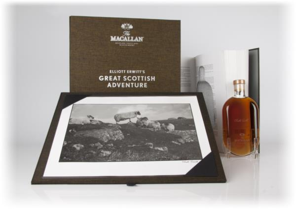 Macallan Great Scottish Adventure (Print 32) - Elliott Erwitt (Masters Single Malt Whisky