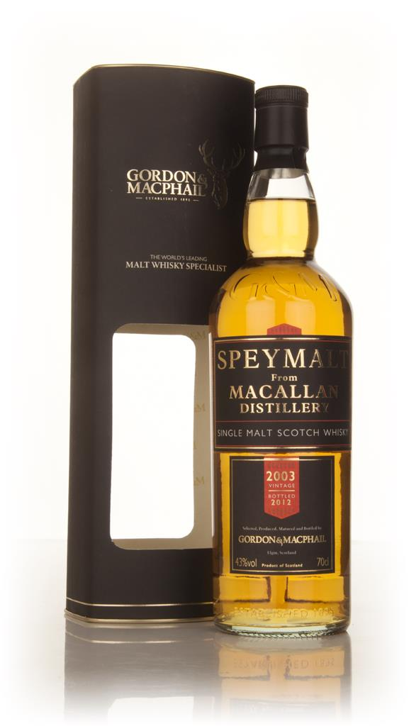 The Macallan 2003 - Speymalt (Gordon & Macphail) Single Malt Whisky