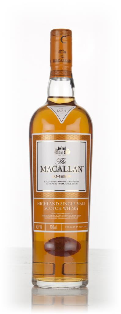 The Macallan Amber - 1824 Series Single Malt Whisky