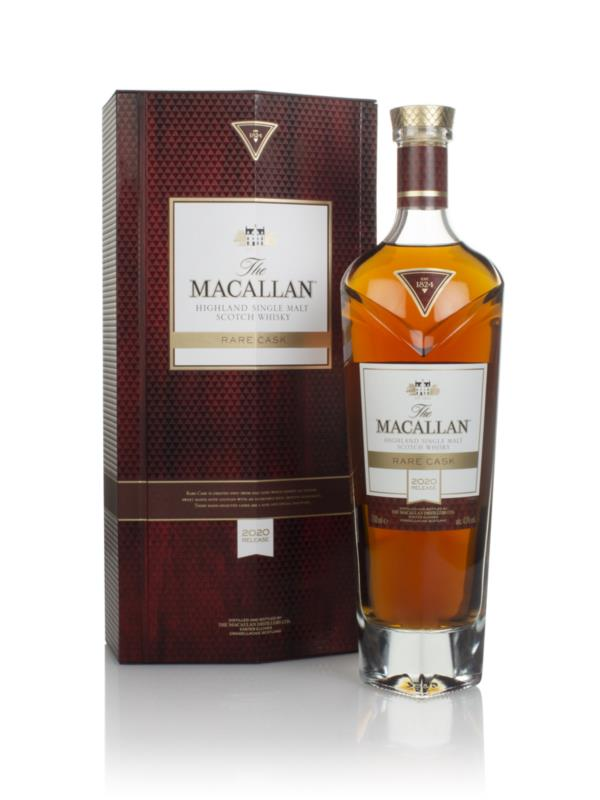 The Macallan Rare Cask (2020 Release) 3cl Sample Single Malt Whisky